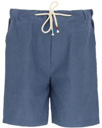 The Silted Company COFFIN SHORTS PORTLAND - Blu