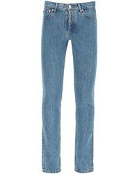 A.P.C. Petit New Standard Jeans 30 Cotton,denim - Blue