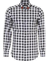 Dolce & Gabbana - Shirt With Hearts - Lyst