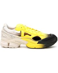 adidas By Raf Simons Unisex Replicant Ozweego Trainers - Yellow