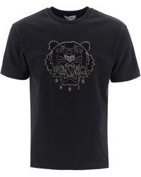 KENZO T Shirts - Black