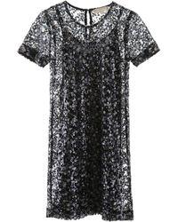 MICHAEL Michael Kors Sequined Dress - Black
