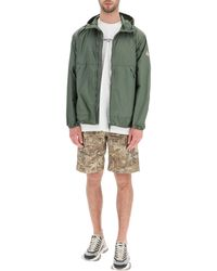 Pyrenex Springs Windproof Jacket S Cotton,technical - Green