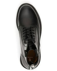 R13 Combat Boots 36 Leather - Black