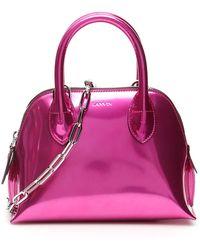 Lanvin Magot Mini Bag - Pink