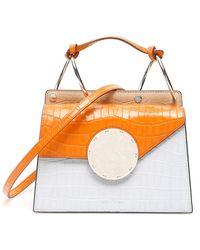 Danse Lente Phoebe Bis Bag Os Leather - Orange
