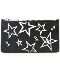 Dolce & Gabbana Millennials Star Pouch - Black