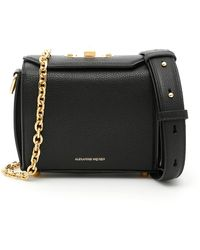 Alexander McQueen Box Bag 16 - Nero