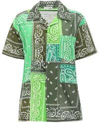 ARIZONA LOVE BOWLING SHIRT - Verde