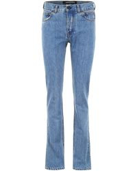 CALVIN KLEIN 205W39NYC Jeans Five Pockets - Blue
