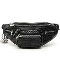 Alexander Wang Attica Mini Beltbag - Black