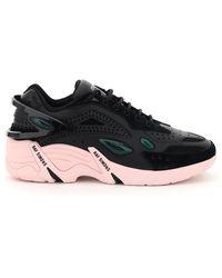 Raf Simons Cylon-21 Runner Sneakers - Black