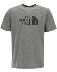 The North Face - T-SHIRT CON STAMPA LOGO - Lyst