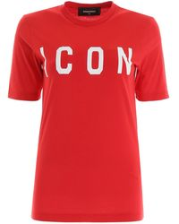 DSquared² Icon T-shirt - Red