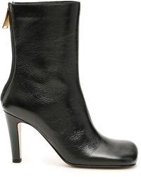 Bottega Veneta Heeled Ankle Boots - Black