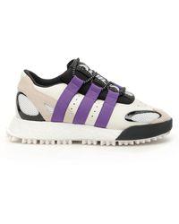 Alexander Wang Wangbody Run Sneakers - Purple