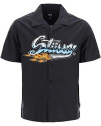 Stussy Cruising Shirt - Black