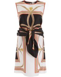 Burberry Kenedy Dress - White