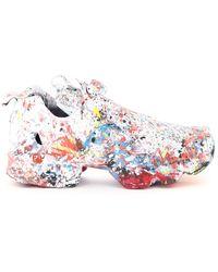 Vetements Instapump Fury The Masterpiece X Reebok - Multicolour