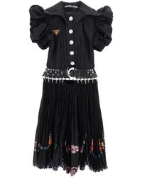 Chopova Lowena Dresses - Black