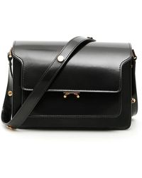 Marni Trunk Bag - Black