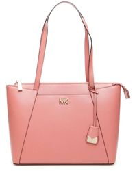 MICHAEL Michael Kors Maddie Tote Bag - Pink