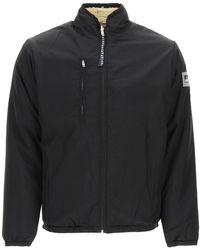 Aries Reversible Patchwork Jacket S Technical - Black