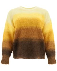 Étoile Isabel Marant PULLOVER DRUSSELL - Multicolore