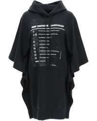 MM6 by Maison Martin Margiela Explanation Post-it Mini Dress - Black