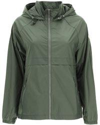 Pyrenex Meya Windbreaker Jacket - Green