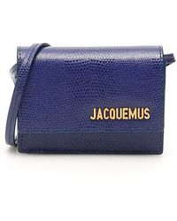 Jacquemus Le Bello Micro Bag - Blue