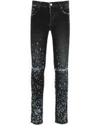 Amiri Shotgun Jeans - Black