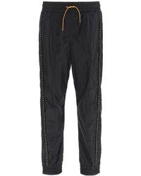 Fendi Nylon jogging Pants - Multicolour