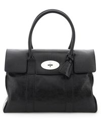 Mulberry Bayswater Soft Small Bag - Black