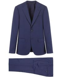 Z Zegna Two-piece Tailoring Suit - Blue