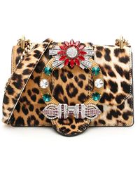 Miu Miu Lady Shoulder Bag - Multicolour