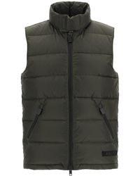 Aspesi Slim Re Down Vest M Technical - Green