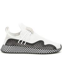 adidas Deerupt S Sneakers - White