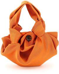 The Row Ascot Two Bag - Orange