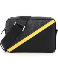 Fendi Camera Case Medium Bag - Multicolour
