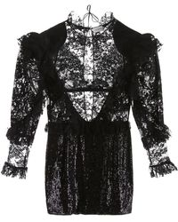 Magda Butrym Sassuolo Dress - Black
