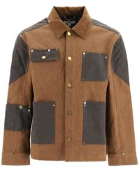 Phipps Workwear Jacket - Brown