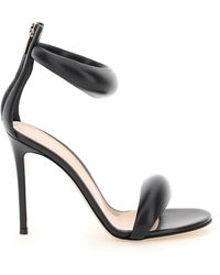 Gianvito Rossi Bijoux Sandals - Black