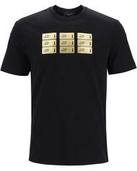 Versace - Printed T-shirt - Lyst
