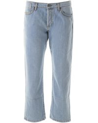 Marni Light Wash Jeans - Blue
