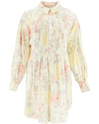 See By Chloé - MINI ABITO STAMPA SPRING FRUITS - Lyst
