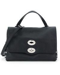 Zanellato Daily Postina S Bag Os Leather - Black