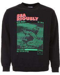 Gcds - Printed Sweatshirt - Lyst