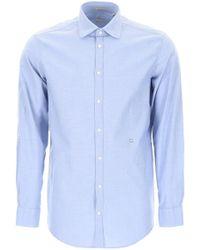 Massimo Alba - Canary Shirt - Lyst