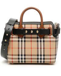 Burberry The Small Belt Bag - Black